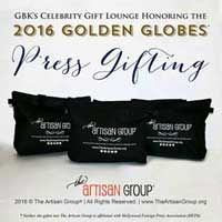 Golden Globes Gifting Suite