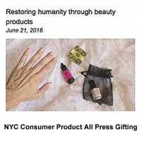 NYC Consumer Product All Press Gifting